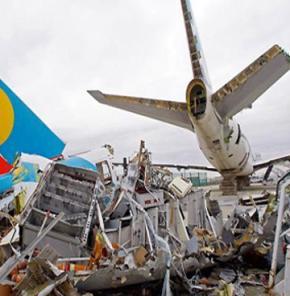 Hurda uçaklar Kocaeli'de sökülecek