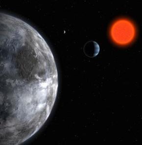 """""""Bol sulu"""" gezegen keşfedildi"""