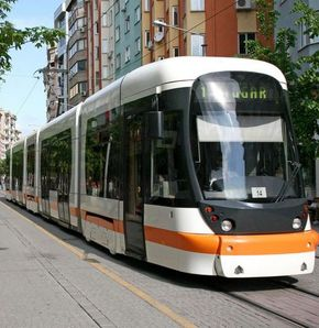 Eskişehir'de de tramvay kazası!