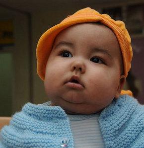 Bebeğe boş yere kemoterapi