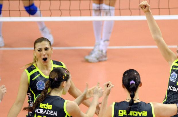 Fenerbahçe tam gaz!