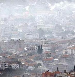 Hava kirliliği kalbi vuruyor