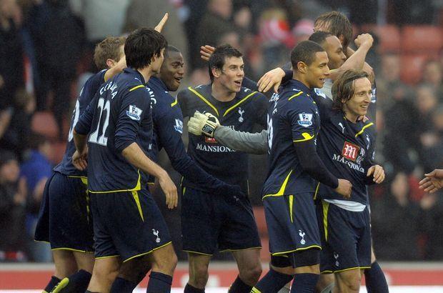 Tuncaylı Stoke'u Tottenham yıktı!