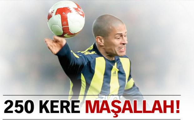 250 kere Maşallah!