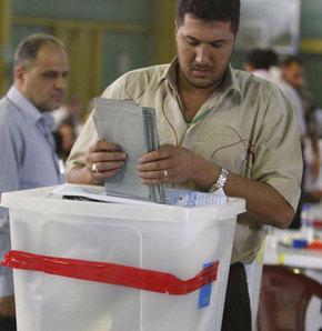 Irak'ta seçim tartışması sürüyor