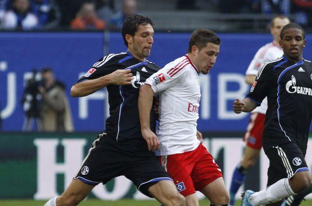 Schalke'ye Hamburg çelmesi!
