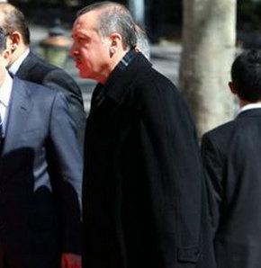 Erdoğan hukukçu kurmaylarıyla buluştu