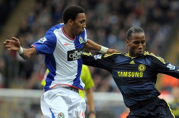 Chelsea Blackburn'e takıldı!