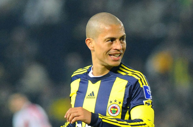 Alex 'Bursaspor' dedi!