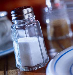 Ekmekten alınan tuz yeterli