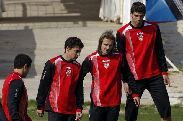 Sevilla'ya iki şok birden!
