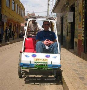 Böyle taksi gördünüz mü? GALERİ