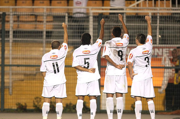 Santos'tan gol şov! -VİDEO-