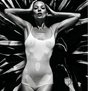 Kate Moss çıplak GALERİ