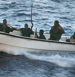 Somalili korsanlar Türk gemisini kaçırdı