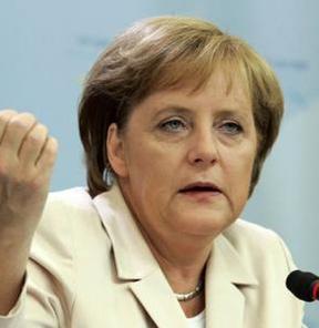 Merkel'den şok Yunanistan çıkışı