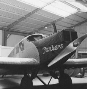 Dünyanın ilk metal uçağı; F-13