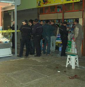 Pazaryerinde pompalı dehşeti: 1 ölü, 4 yaralı