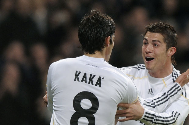 Kaka'dan Ronaldo'ya mesaj!