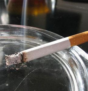 Evde içilen sigara astım nedeni