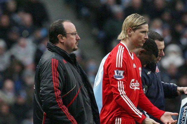 Benitez Torres'e çattı!