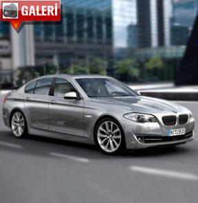 Yeni BMW 5'in bu fotoğrafları başka yerde yok!