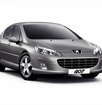Peugeot 407 GT Line satışa sunuldu