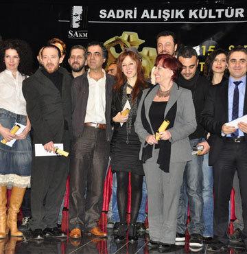 Sadri Alışık Ödülleri adayları açıklandı