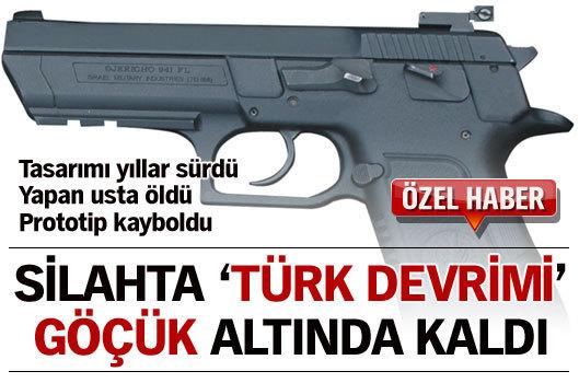 Silahta Türk devrimi, göçük altında kaldı! - 'İsrail'in efsane silahı Jericho'yu gölgede bırakacak' Türk modeli silahın başına gelenler pişmiş tavuğun başına gelmez