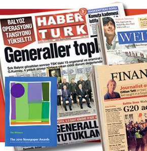 Turkish daily HABERTÜRK hits the top in its first year