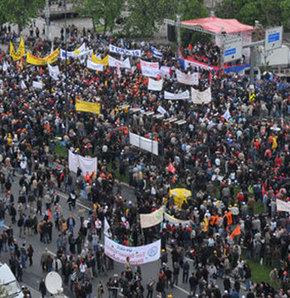 Türkiye'de 1 Mayıs coşkusu
