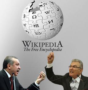Wikipedia'da 'mal varlığı' savaşları!
