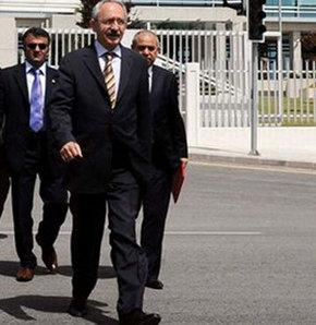 Kılıçdaroğlu uzlaşma turlarına başladı