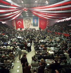 CHP'de tarihi kurultay