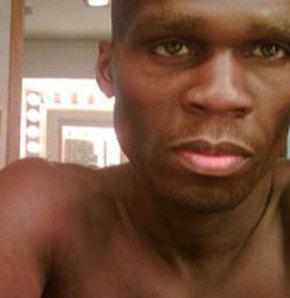 50 Cent tanınmaz hale geldi - GALERİ