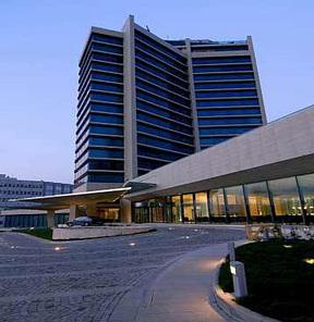 Rixos Ankara kendi elektriğini üretiyor