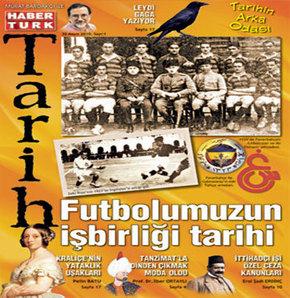 Tarih sayfasına veda, tarih dergisine merhaba!