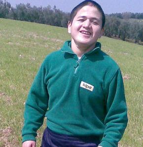 Kaybolan engelli genç bir hafta sonra sağ bulundu