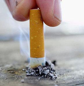 Sigara kullanımı yüzde 25 düştü