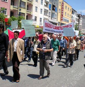 Türkiye sokaklara döküldü GALERİ