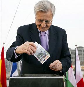 Euro'nun patronundan Fransa'ya taş!