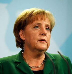 Merkel, Erdoğan ve Netanyahu ile görüştü
