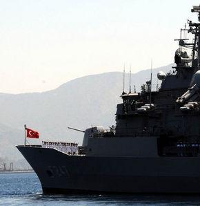 5 Türk gemisi ve 1125 asker İspanya'da
