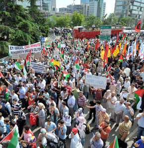 İsrail'e tepki dinmiyor
