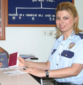 Çipli pasaport dönemi başladı!