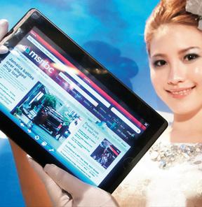 Asus, iPad'den daha marifetli