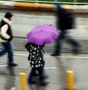 DİKKAT! Şiddetli yağmur geliyor!