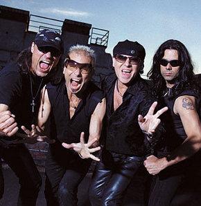 Scorpions jübile yapıyor