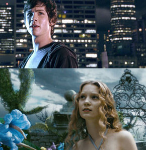 Alice ve Percy Jackson