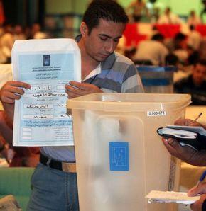 Irak'ta seçim sonuçları onaylandı